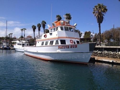 22nd street sportfishing fish counts for Santa barbara fishing charters