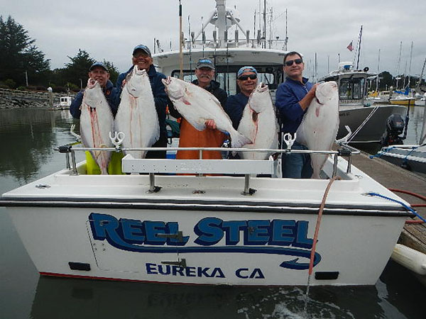 Eureka Pacific Halibut Report