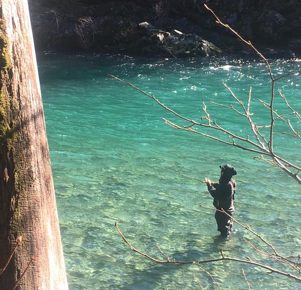 Smith River Fish Report - Smith River, CA (Del Norte County)
