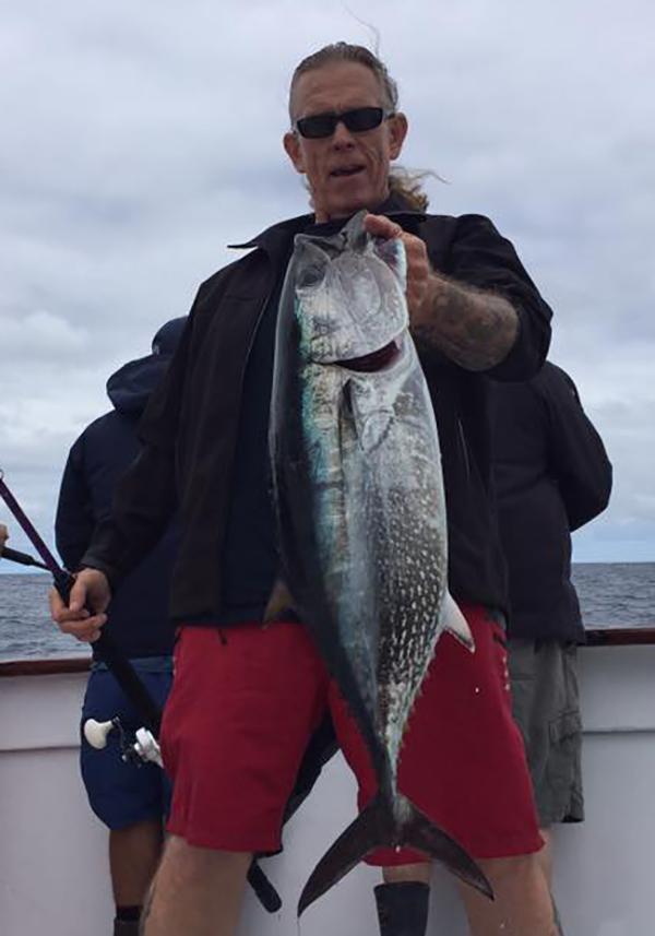Fish Report - Limits of Bluefin Tuna