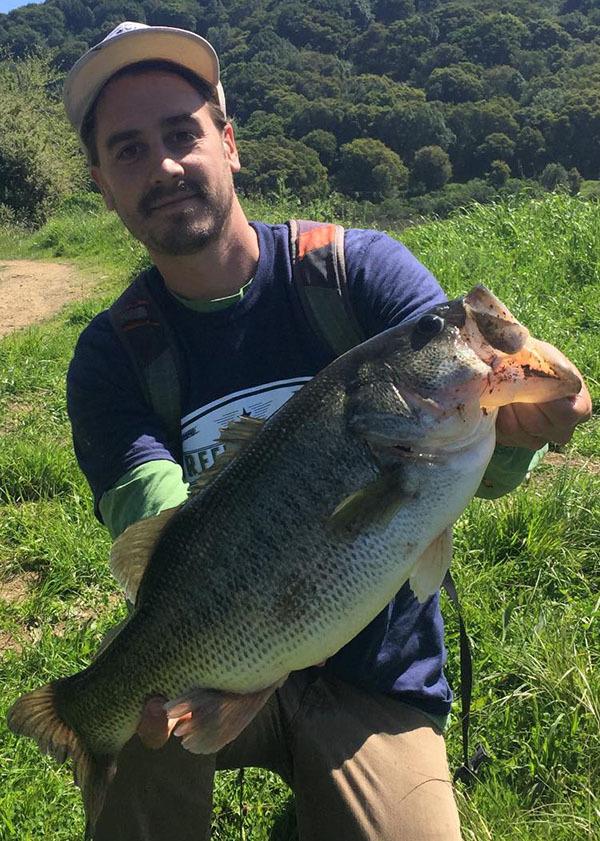 Largemouth bass stardew valley