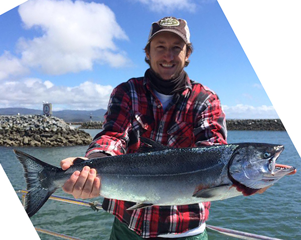 Salmon 2017 opener report for Lunar fishing forecast