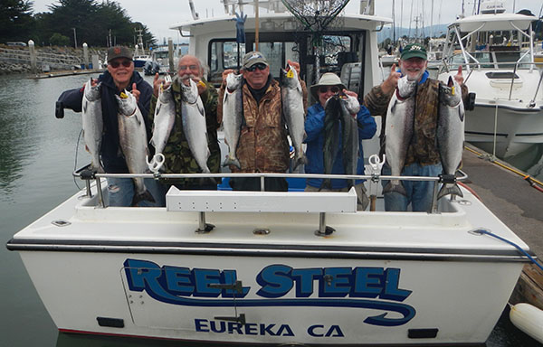 Eureka Salmon Report
