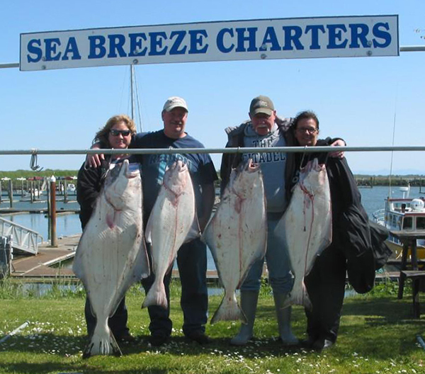 Fish report halibut season is set for Washington fishing season