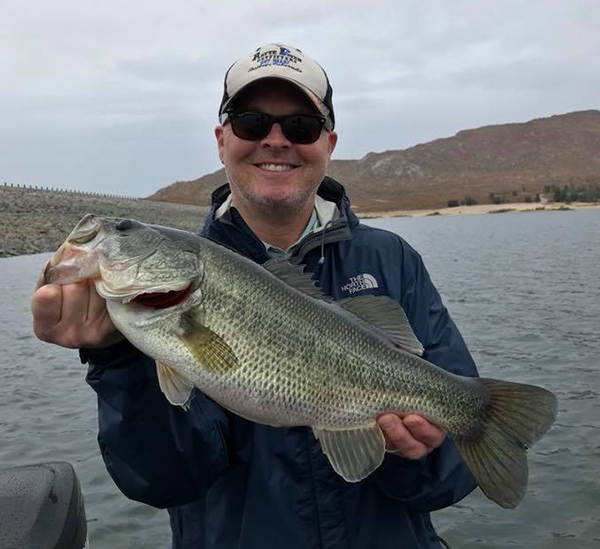 Lake perris fish reports map for Perris lake fishing report