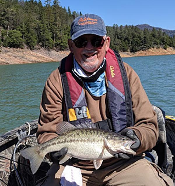 Sustianable Consumer Guide Fishing: Shasta Lake, CA (Shasta County