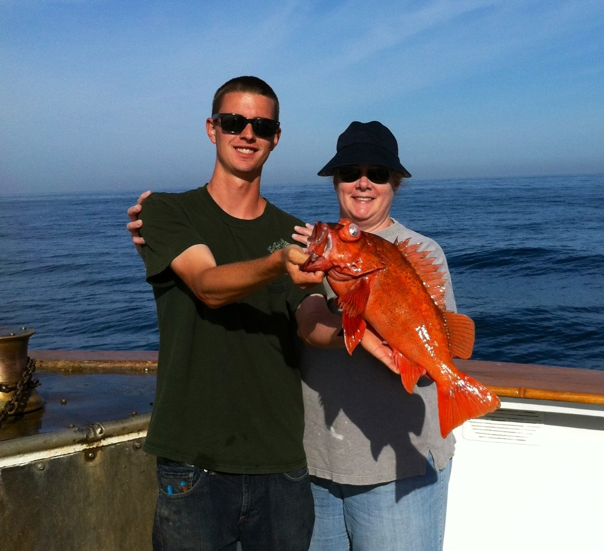 Fisherman 39 s landing reds for San diego fish report