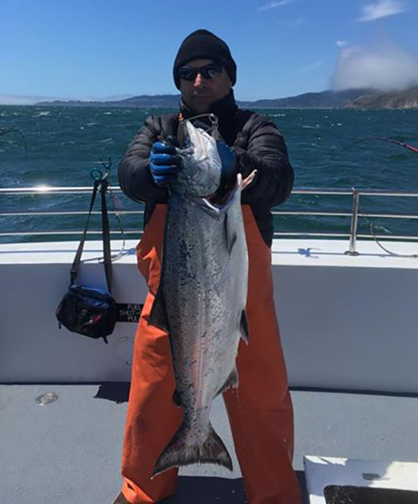 Outer Limits Salmon Report
