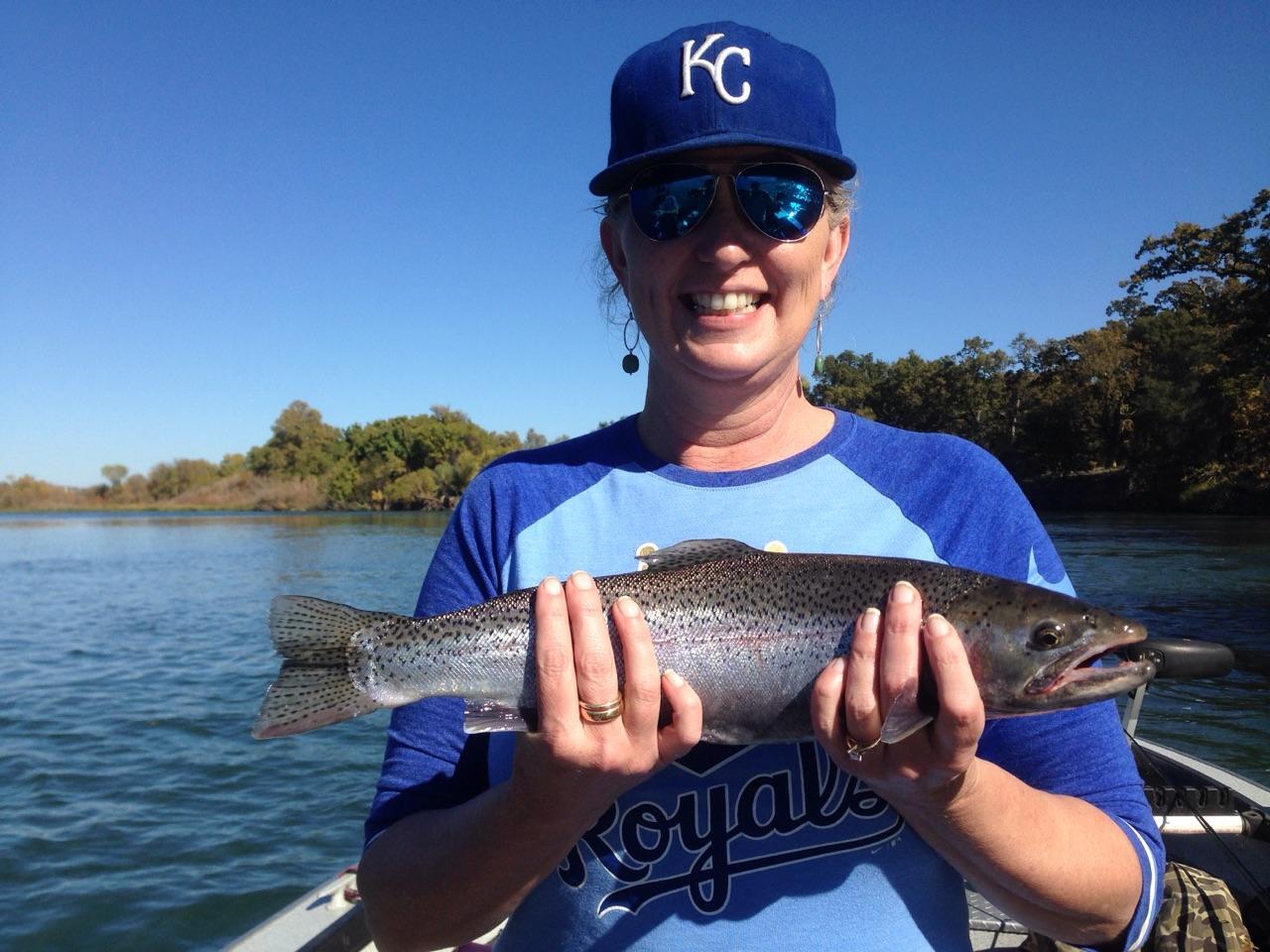 Sacramento river fish report ca for Sfbay fishing report