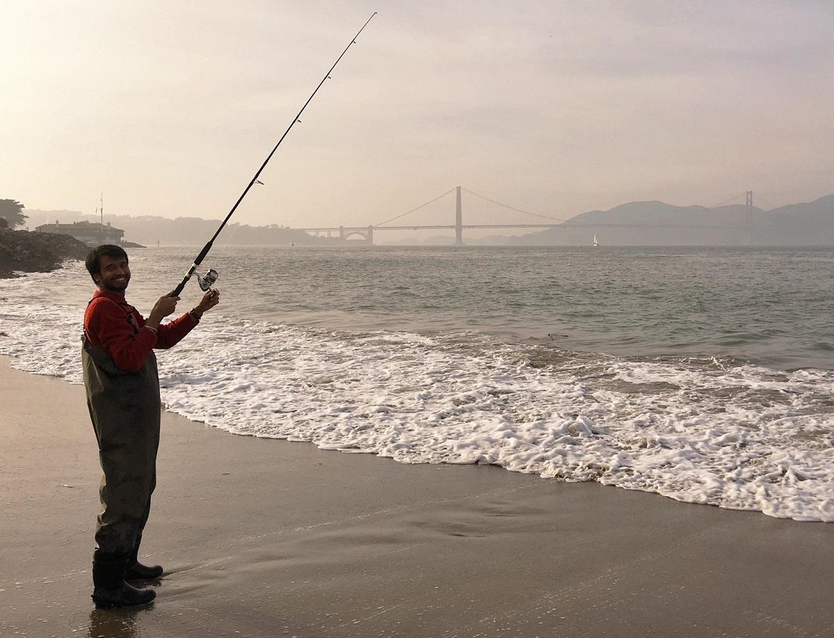San francisco bay fish report san francisco ca for Trinity bay fishing report