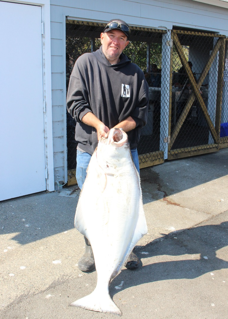 Rogue Bay Fish Report - Gold Beach, OR (Curry County)
