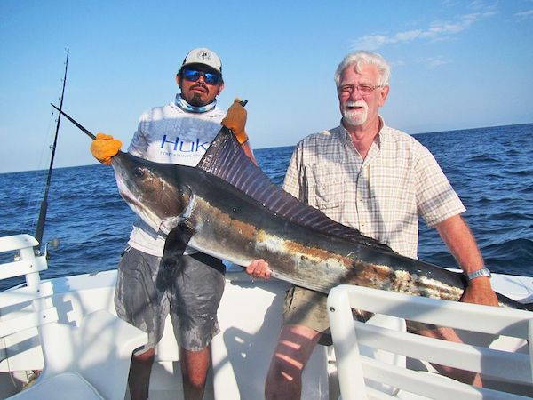 C & R 120 LB. Striped Marlin