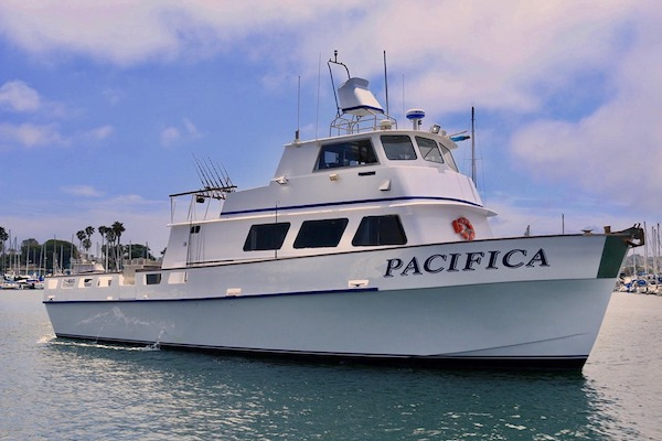 pacifica fishing report