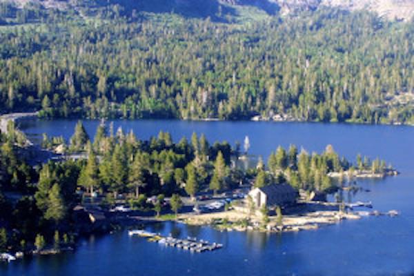 Woods Lake Fish Report - CA (Alpine County)