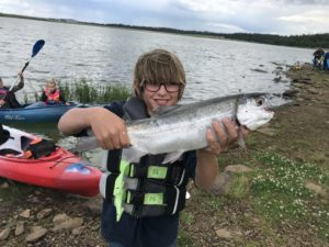 Apache County Fish Reports
