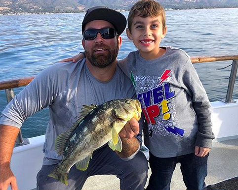 Early Limits of Calico Bass
