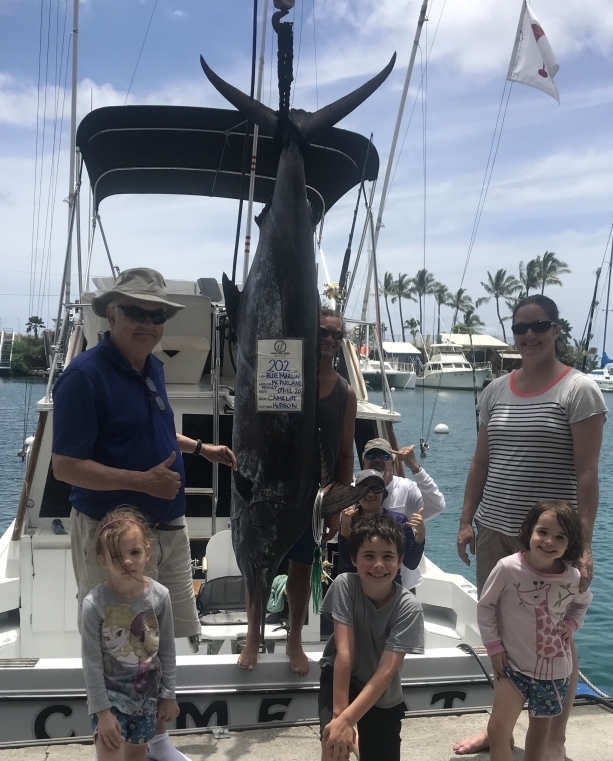 Kona Fishing Report