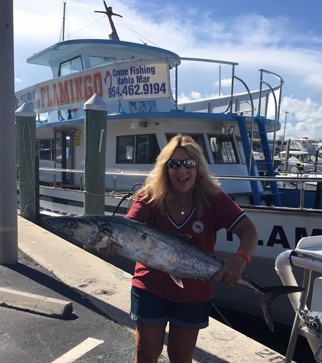 30 Lb. King Mackerel