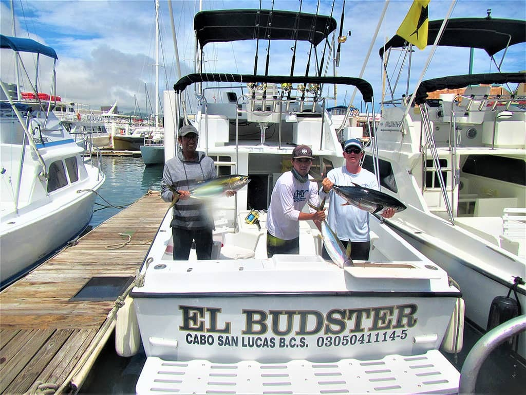 El Budster Fishing Report
