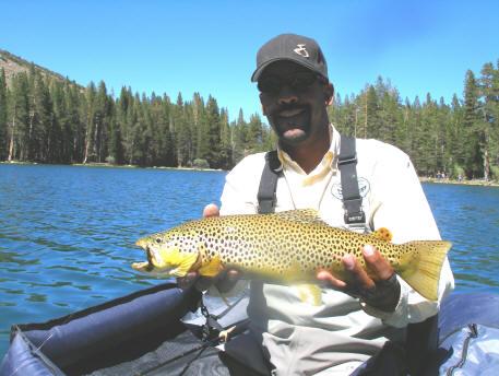 Parker lake fish report june lake ca mono county for June lake fishing report