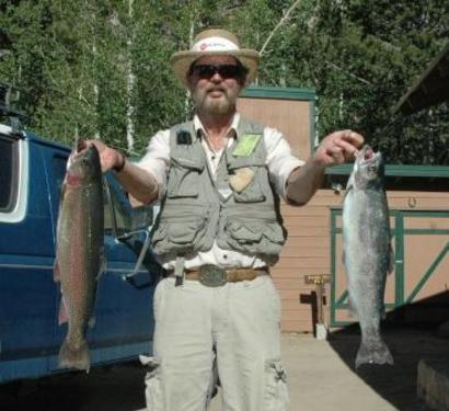 Bishop creek fish report bishop ca inyo county for Bishop fishing report