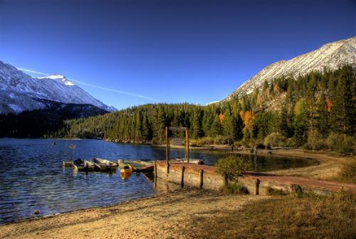 Rock creek lake fish report toms place ca inyo county for Rock creek fishing report