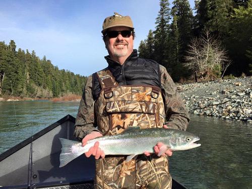 Smith river fish report smith river ca del norte county for Fisherman s landing fish report